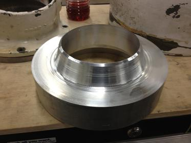 Click image for larger version.  Name:Adapter flange for the steering side.jpg Views:43 Size:13.6 KB ID:496441