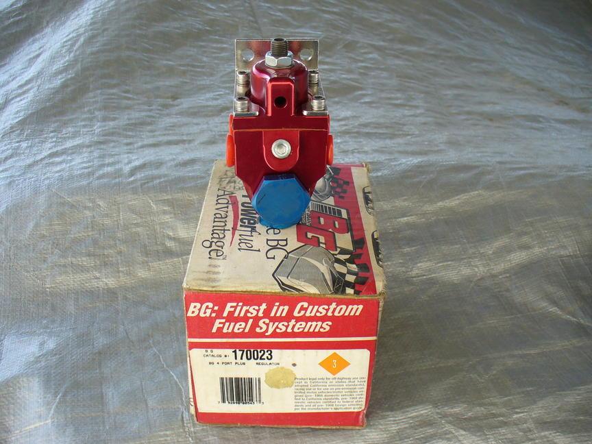 Click image for larger version.  Name:Berry Grant 4 port Fuel Regulator 001.jpg Views:89 Size:95.7 KB ID:149414
