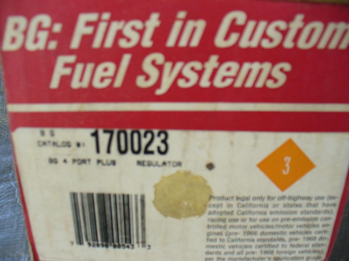 Click image for larger version.  Name:Berry Grant 4 port Fuel Regulator 002.jpg Views:53 Size:82.7 KB ID:149415