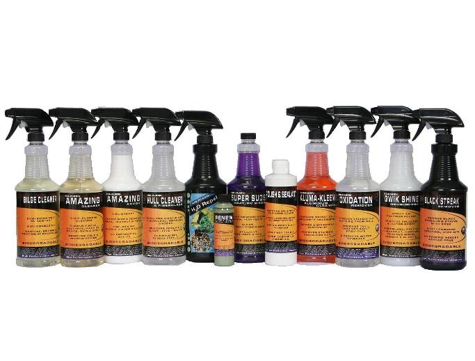 Click image for larger version.  Name:BIO-KLEEN FULL LINE.JPG Views:92 Size:61.4 KB ID:65830