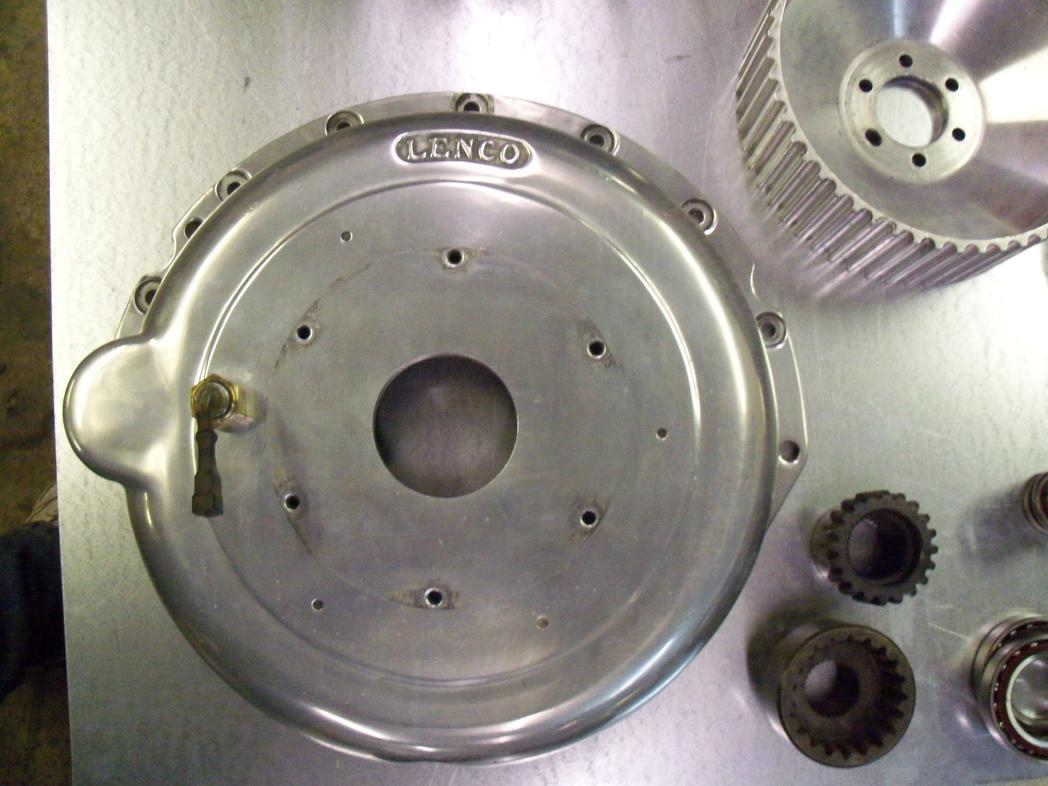 Click image for larger version.  Name:Chrysler Bell housing.jpg Views:108 Size:89.6 KB ID:149900
