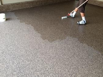 question] what's you shop/garage floor finish?