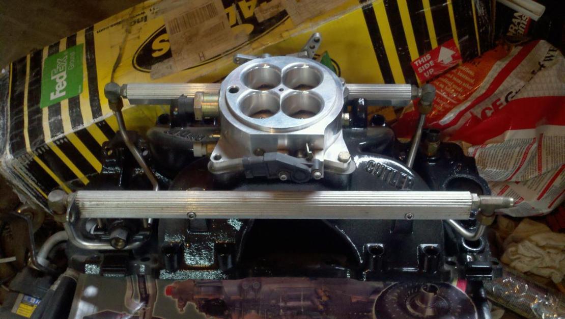 Click image for larger version.  Name:Cutler BBC 1000 CFM EFI intake Throttle body.jpg Views:402 Size:97.6 KB ID:117478