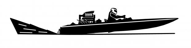 Click image for larger version.  Name:Drag Boat with Spray.jpg Views:6 Size:9.5 KB ID:1036035