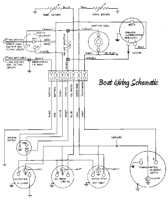 Click image for larger version.  Name:Final Boat wiring.jpg Views:301 Size:89.8 KB ID:75325