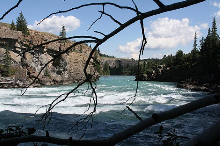 Click image for larger version.  Name:Horseshoe looking downstream.JPG Views:117 Size:70.4 KB ID:45212