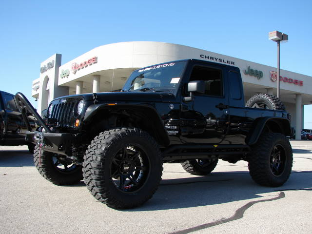 Jeep Wrangler For Sale Tulsa For Sale] New Jeep JK8 (truck conversion)