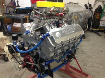 Click image for larger version.  Name:Miller Motor Before Dyno.jpg Views:155 Size:20.4 KB ID:966002