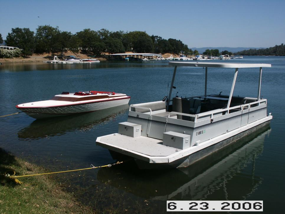 Click image for larger version.  Name:Our boat at Lake Berryessa 053.jpg Views:79 Size:92.6 KB ID:33410