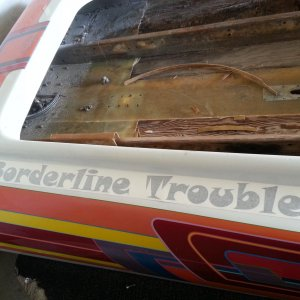 2017 08 01 17.19.38 New boat name: Borderline Trouble